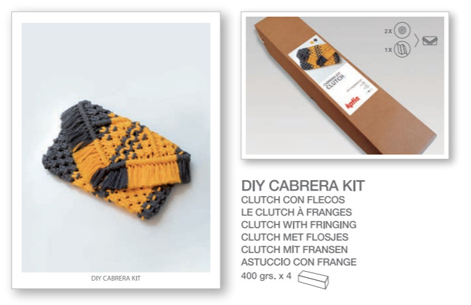 DIY Macramé Kit - CABRERA