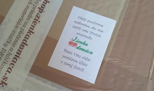 Ako balíme vaše balíky a čo vy potom s tým